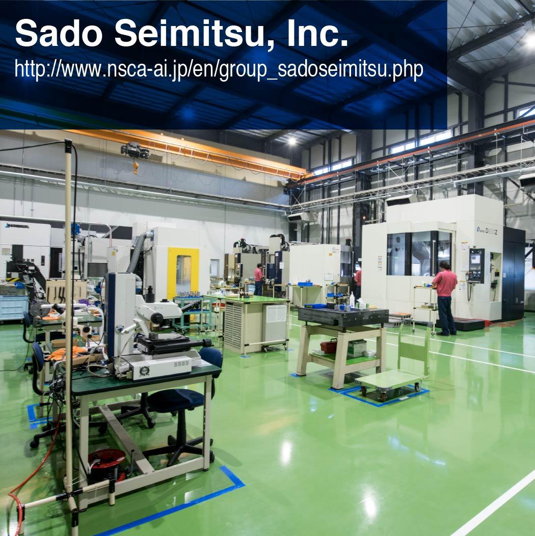 Sado Seimitsu, Inc.