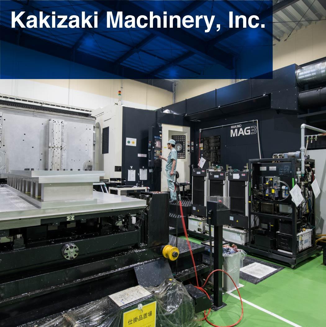 Kakizaki Machinery, Inc.